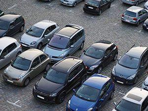 stoccaggio autovetture