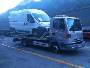 servizi di logistica trasporti
